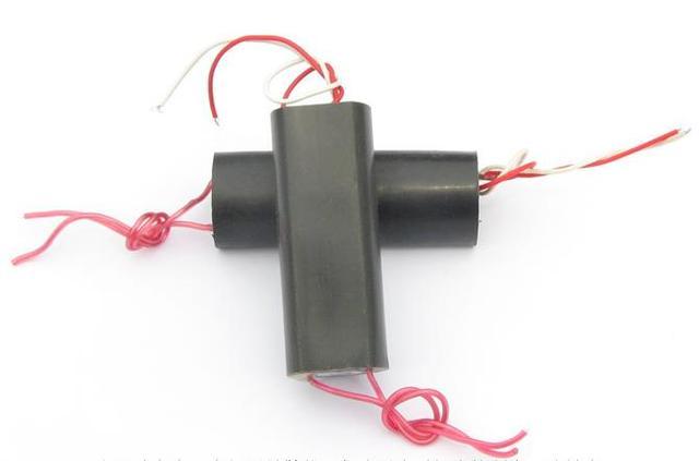 DC placa de reforço de alta-tensão do gerador inversor transformador de alta-tensão do módulo eletrônico choque produção diy