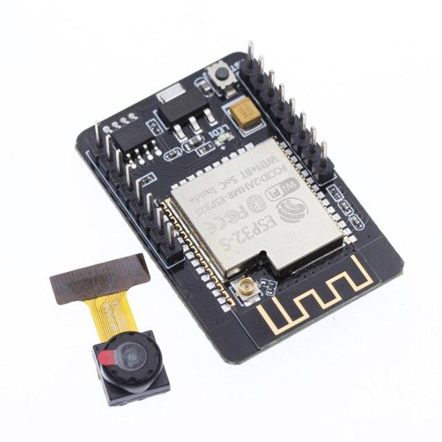 Новый беспроводной WiFi + модуль Bluetooth ESP32 серийный к  WiFi/камера/Anxin/ESP32 CAM макетная