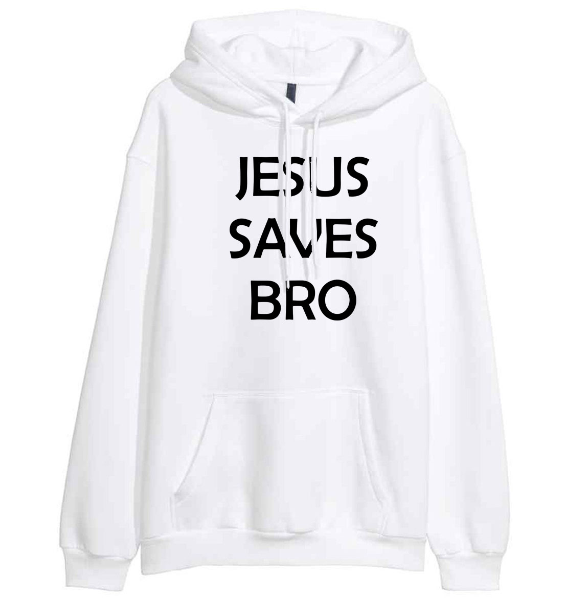 US $11.1 39% OFF|JESUS SAVES BRO Brand Clothing Print Women's Hoodies 2019 Spring Fleece Winter Sweatshirt For Women Tracksuits Harajuku Pullover in