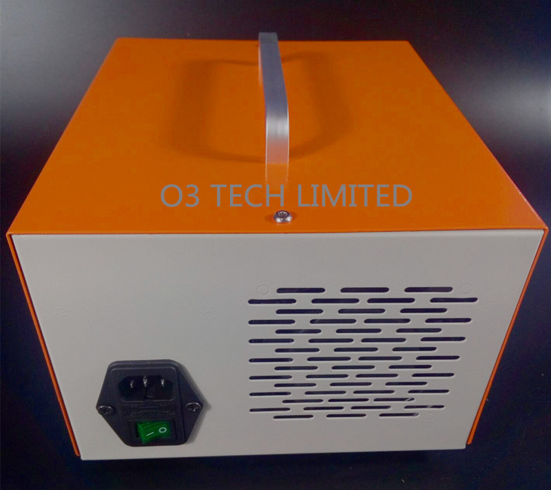 Air Ozone Generator 6000MG/H Used on Cold Stoarge Room cold corona discharge ozonator 6000mg h for air purification