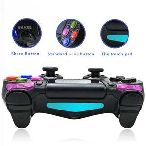 Image 5 - For Sony PS4 Bluetooth Wireless Gamepad Joystick for Sony Playstation 4/PS3 Pro Slim with 3.5mm Headset Plug Accessories Pink