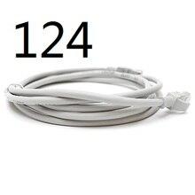 124 MEIBAI Выдвижной Ethernet кабель сетевой кабель Cat6 полный медь плоский масштабируемый 1 Гбит/с LAN