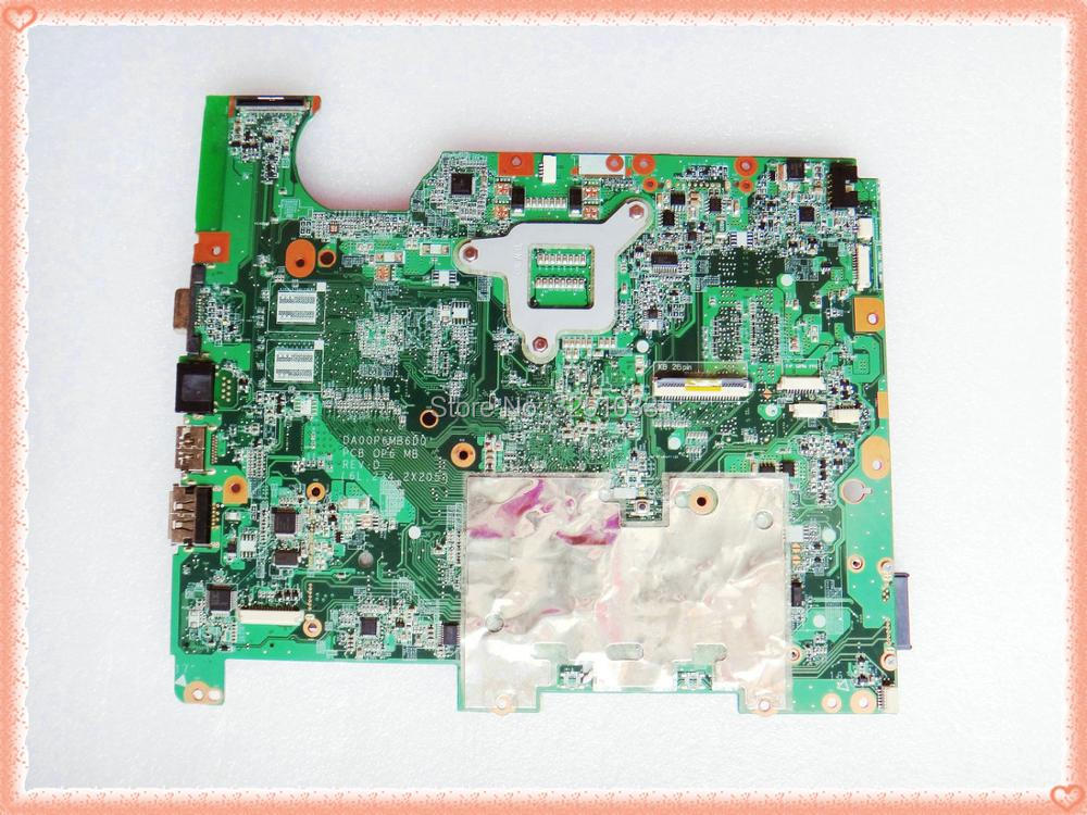 578701-001 For HP G71 NOTEBOOK PC DA00P6MB6D0 For HP Compaq Presario CQ71 G71 Laptop Motherboard S478 GL45