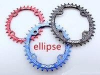 Mechanizm Korbowy Korba DECKAS ciclismo owalny pierścień łańcucha Rower Górski Aluminium Bcd104 Tarczy Hollow Naprawy Nadaje 9 S 10 S 11 S