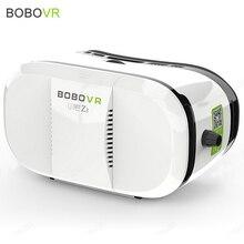 BOBOVR Xiaozhai Z3 3D VR Glasses Immersive Virtual Reality Helmet Oculus Rift DK2 Google Cardboard Box for 4 – 6 inch SmartPhone