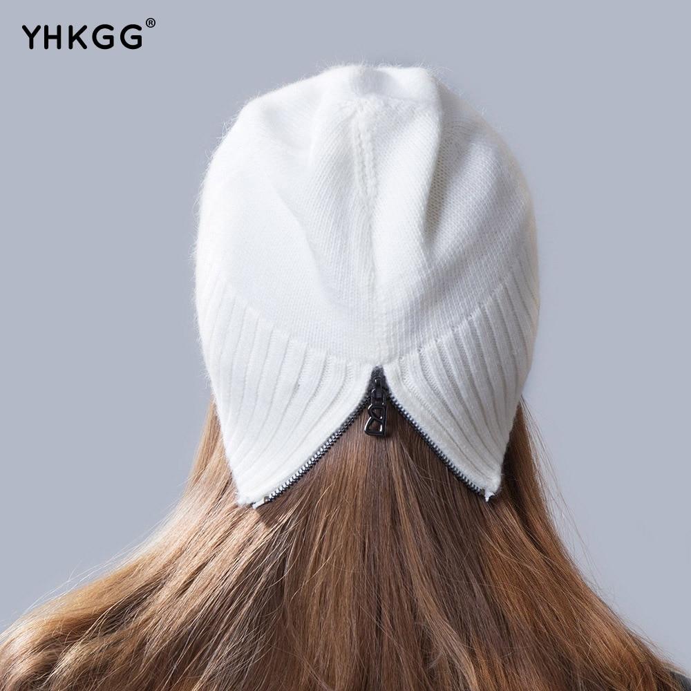 YHKGG 2018 Әйелдер Күз Қысқы Қысқы - Киімге арналған аксессуарлар - фото 3