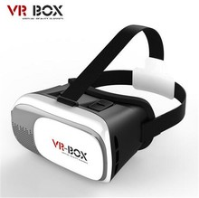 30PCS Google Cardboard VR BOX 2 II Smartphone Headset 3D Virtual Reality Glasses Helmet Goggle DK2 Head Mount