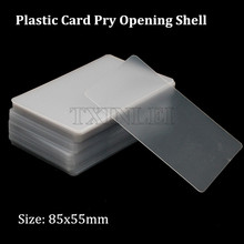 20-500 Plastic Strong Quality Card Pry Opening shell for Mobile Phone