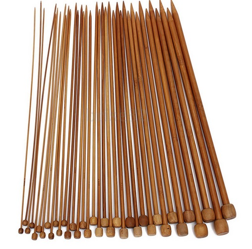ChiaoGoo 8-Inch Double Point Stainless Steel Knitting Needles 6//4mm