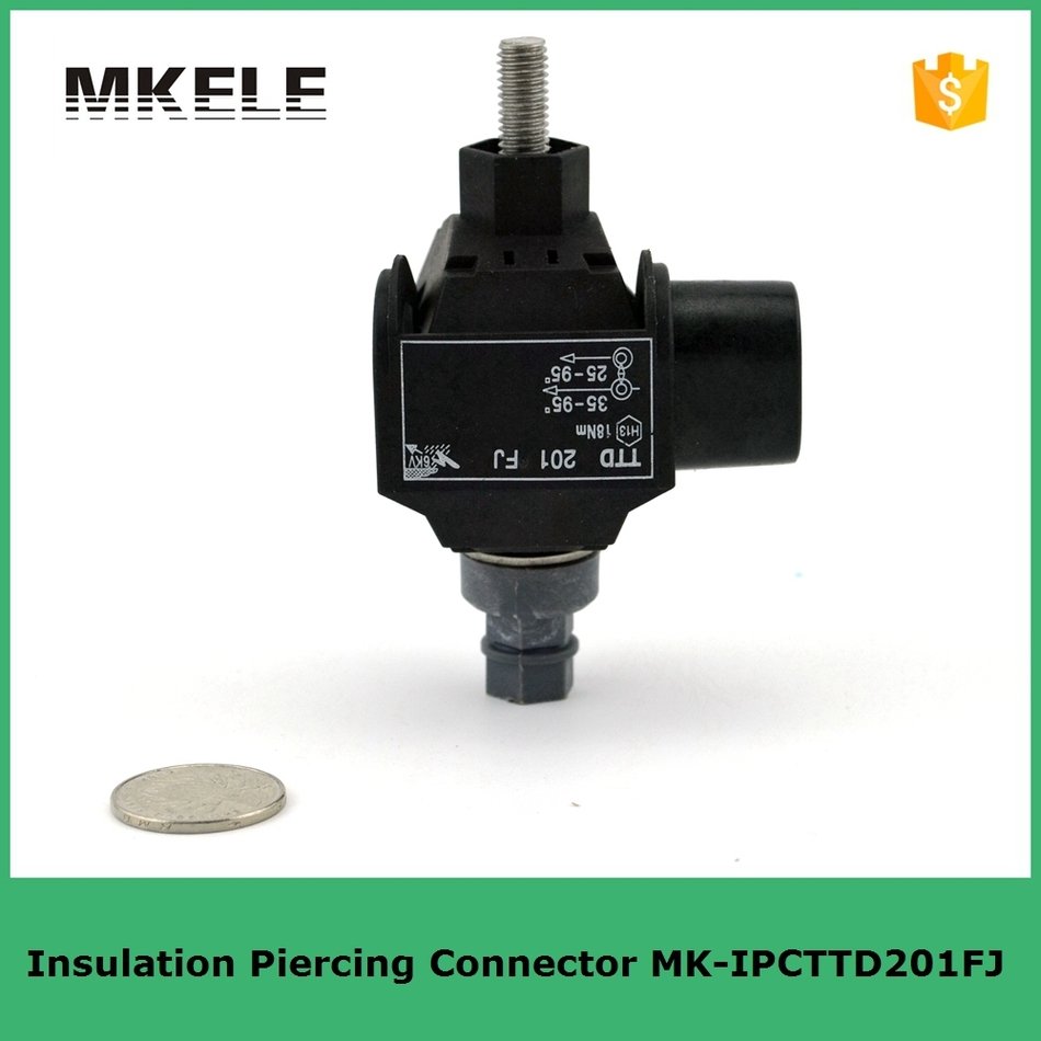 Mk Ipcttd201fj Burndy Insulated Piercing Tap Connector