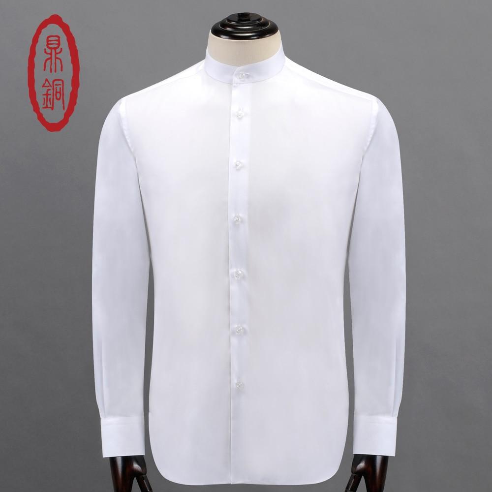 Online Get Cheap Mens Long Sleeve Dress Shirt -Aliexpress.com ...