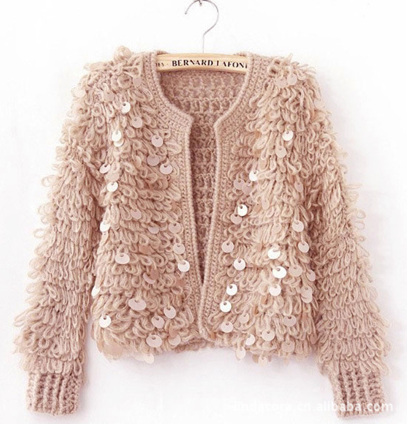 4d03e54a0a Sweaters Mohair New Fashion Women Sweater Knitted Cardigan Female Korean  Cashmere Warm Sweater Women Winter Ladies Jumper Tops