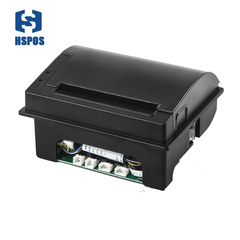3inch Embedded Thermal Printer with USB+RS232 support cash drawer support ESC/POS and auto cutter цена