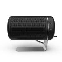 Diseño Creativo Mini ventilador eléctrico calentador de escritorio dormitorio de baño Calefacción de velocidad silenciosa ahorro de energía herramienta de calentador colgante