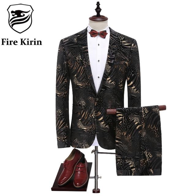 kirin fuego traje hombres ltimos diseos bragas de la capa trajes de boda para hombres