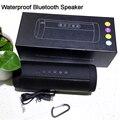 Enceinte bluetooth speaker caixa de som rádio fm usb cobrado portátil altavoz mini alto-falantes estéreo sem fio sistema acústico