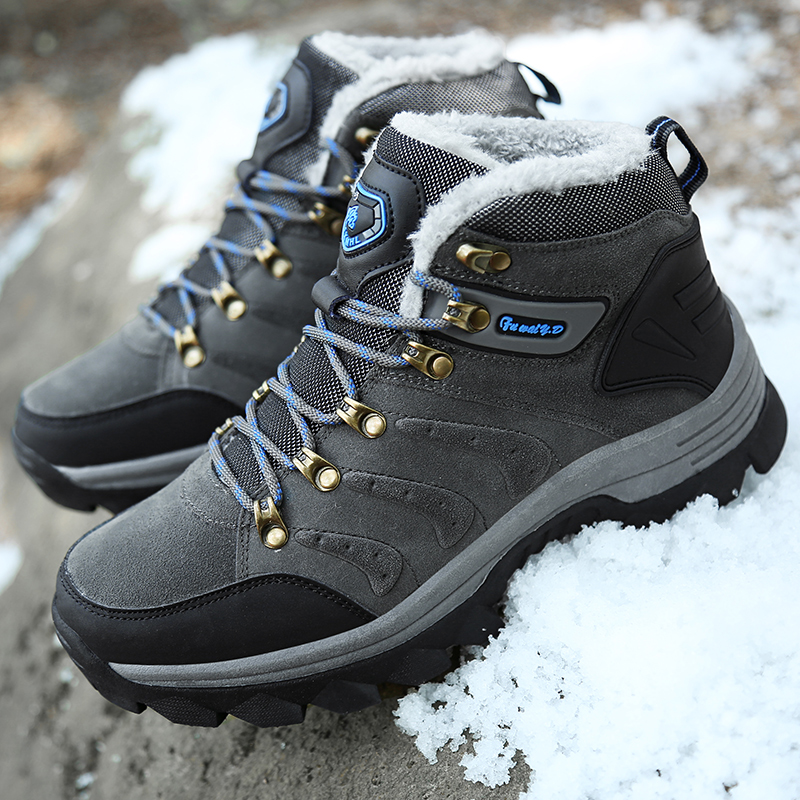 Men/'s Plus Size Outdoor Sport Shoes Hiking Trail Trekking Shoes Fashion Sneakers