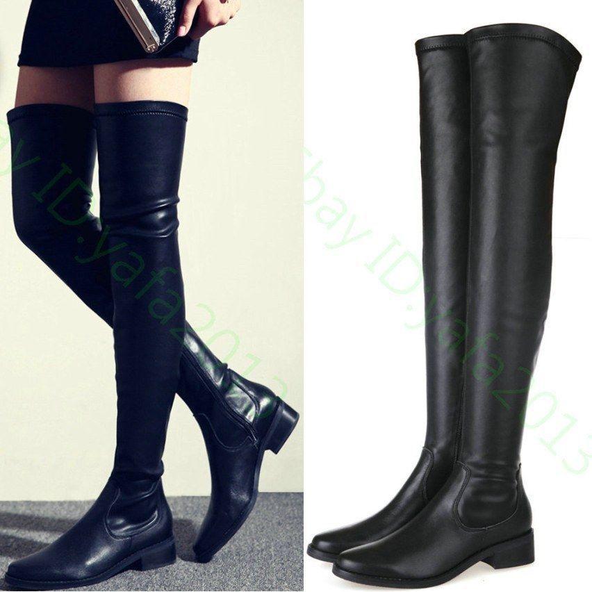 Boots Flat Oxfords Slim Leg Bootie boot
