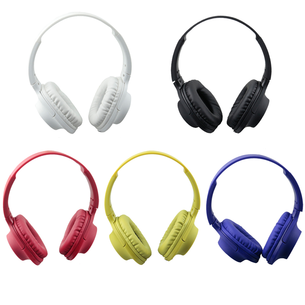 JRGK Powerful 3.5mm Sport Stereo Headphone Game Gaming Headphones Headset Low Bass Stereo With Mic Wired For PC Laptop Computer