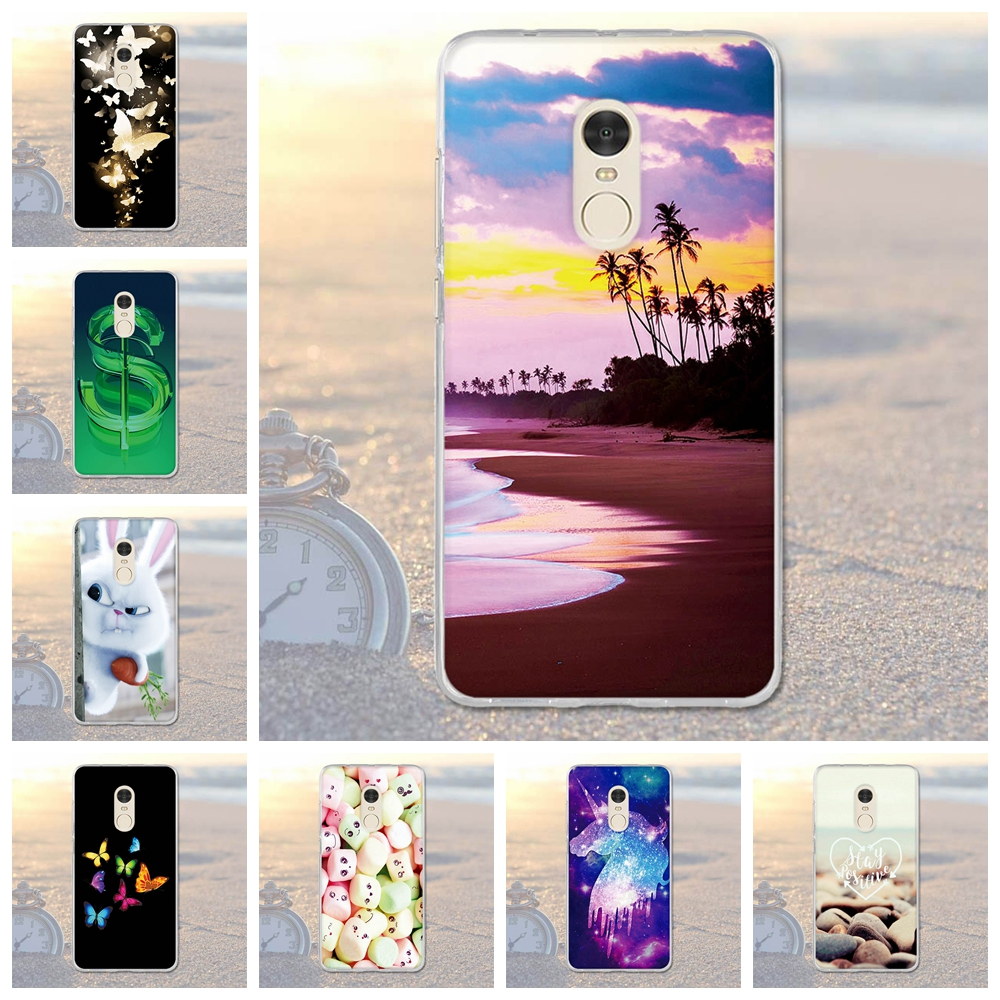 Cases For Xiaomi Redmi Note 4 Covers 3D Relief Soft Silicone Case For xiomi Redmi Note4 5.5 inche Case For Redmi Note 4Pro prime