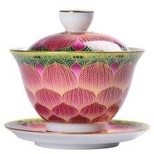 Год, 1 шт, 150 мл/240 мл, керамическая чайная супница, чайная посуда, украшение дома, высокое качество, для мужчин, бизнес, свадебный подарок