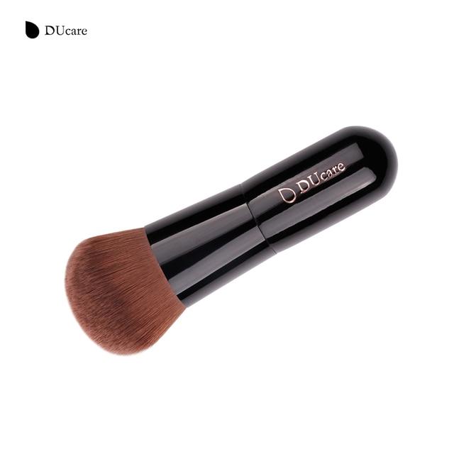 Brocha de pelo sintético suave con Brochas para Maquillaje, Brochas para Maquillaje, herramientas esenciales de belleza Pincel Maquiagem Brochas Maquillaje