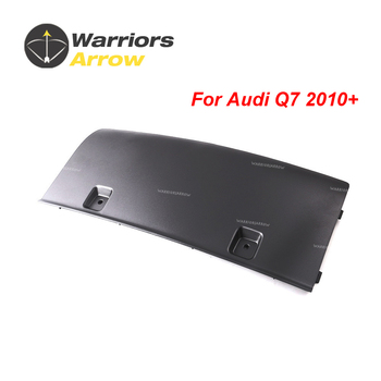 4L0807819M 1RR для Audi Q7 2010 2011 2012 2013 2014 2015 2016 + задний бампер Towbar крышка Platinum серая торцевая крышка