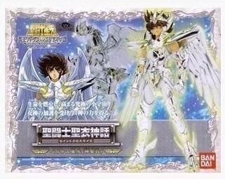 Bandai New Saint Seiya God Saint Pegasus seiya immortal TV color juliet immortal