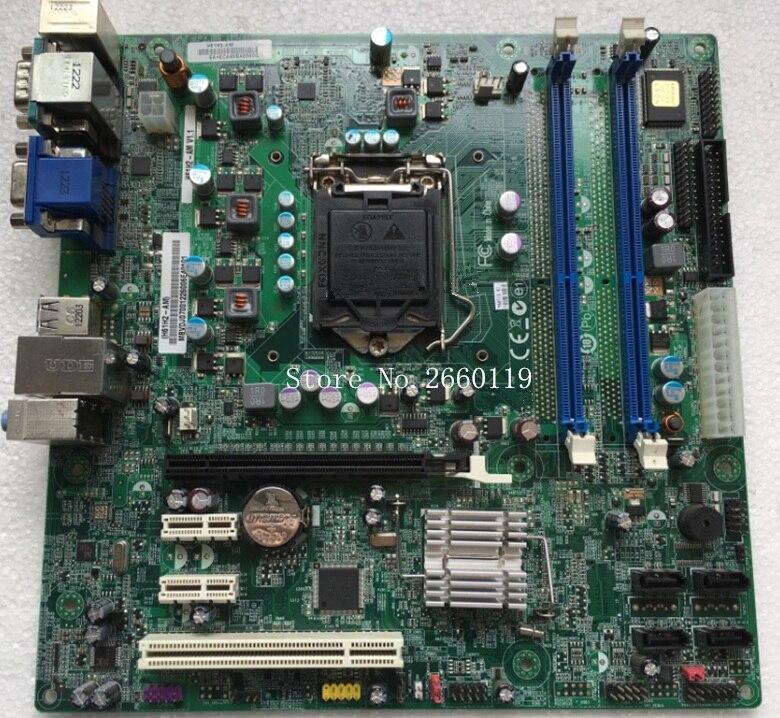 Carte mère de bureau pour H61H2-AM LGA1155 DDR3 carte mère entièrement testée