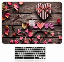 Laptop Hard Case Cover For 2018 NEW Apple Macbook Pro 13 15 Retina 12 Air11 Shell A1707/A1990 A1706/A1989