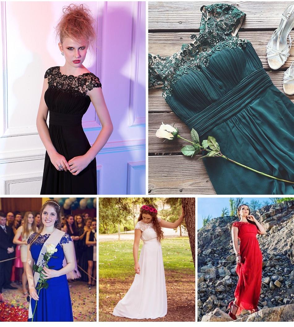 Pidulikud kleidid – palju värve