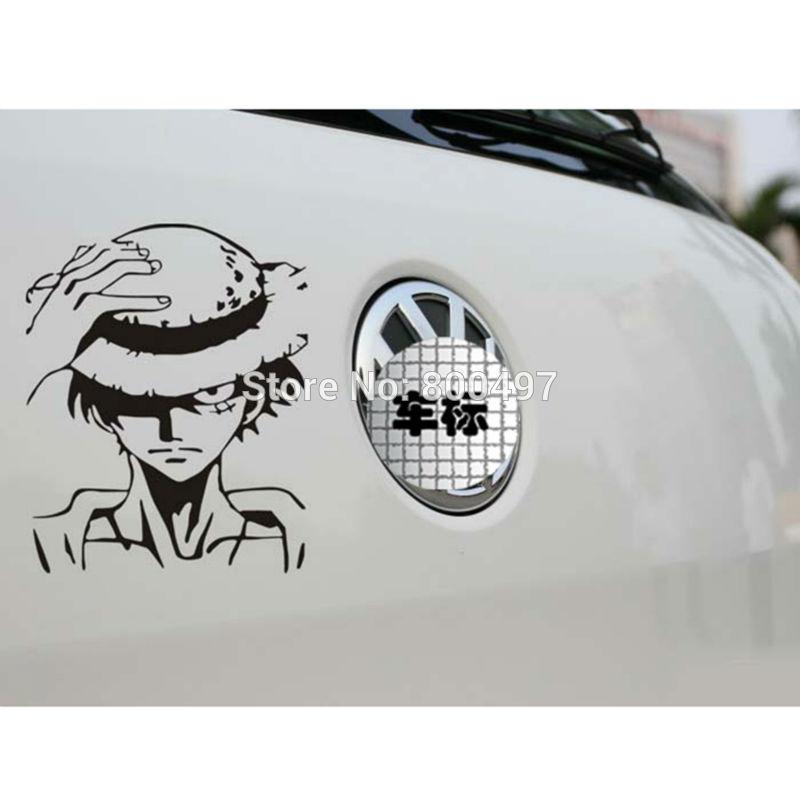 Kualitas tinggi Luffi Mobil Sticker-Beli Murah Luffi Mobil ...