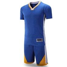 2016 Basketball Jerseys Men Pro Game Team Uniforms Basketball Training Suit Breathable Sports Sets baloncesto Clothes Suit