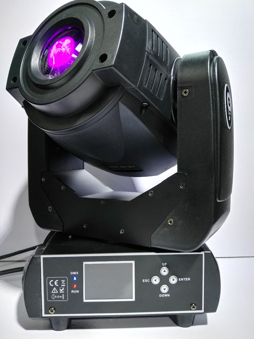 60W LED gobo projector moving head spot light dmx movinghead stage light for event