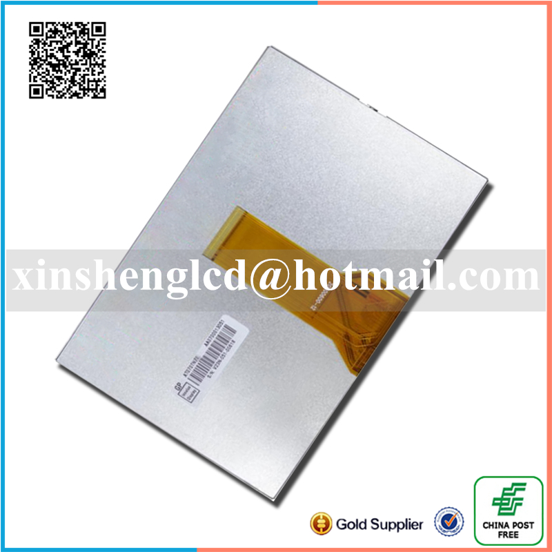 Original 7 inch tablet pc LCD display for innolux AT070TN94 flex cable 20000600-12 LCD screen Free shipping 7 inch love charm a76 a77 still in iraq n77 9 inch lcd display neiping innolux 20000938 30