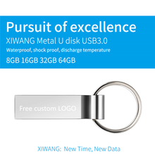 New Style Pen Drive 128gb 64gb Usb Flash Drive Metal Flash Memory Stick High Speed USB 3.0 16gb Pendrive 32gb 8gb 4gb Usb Stick suntrsi pen drive 8gb 16gb 32gb usb flash drive waterproof usb stick 64gb 128gb pendrive usb 3 0 key ring usb flash high speed