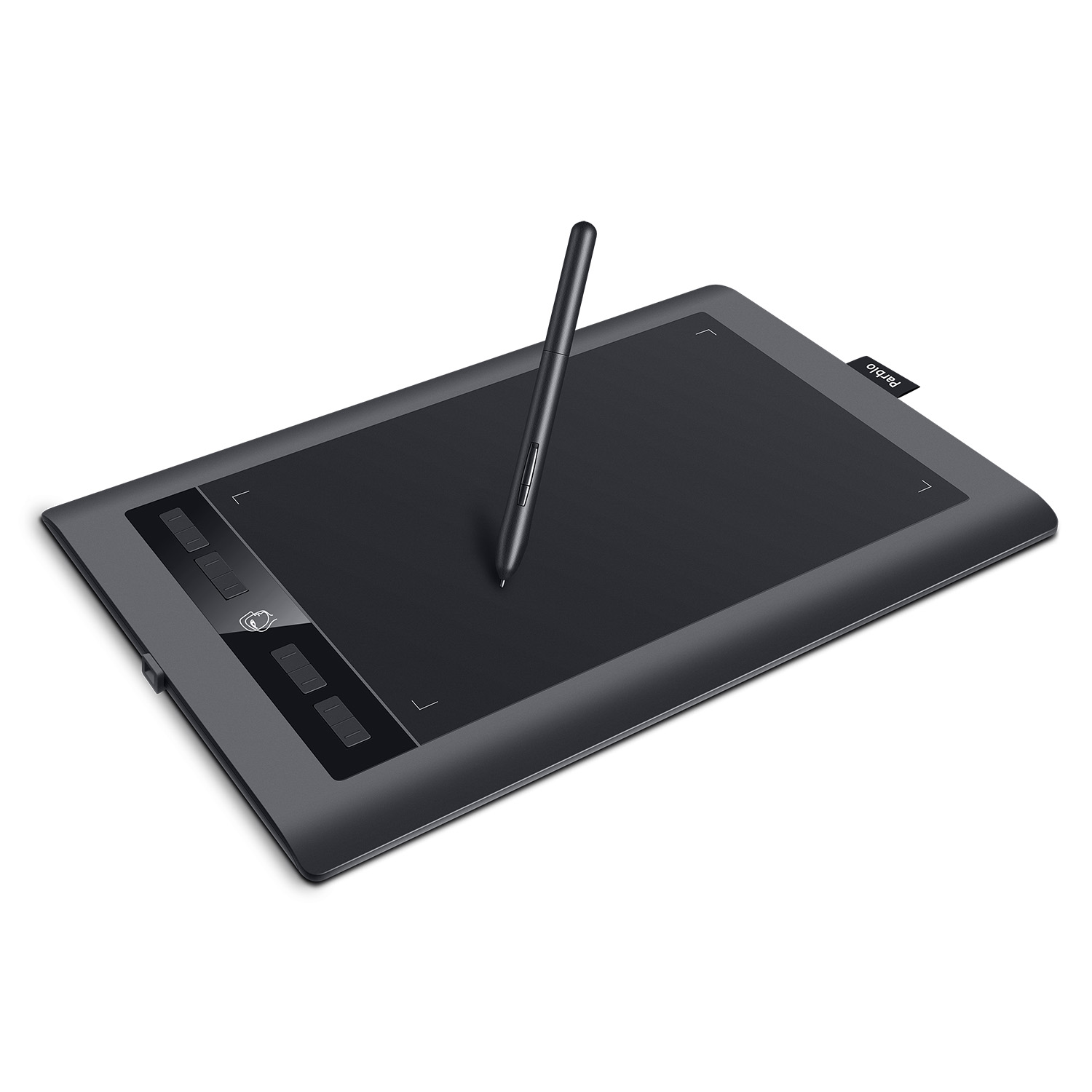 Image 4 - Original Parblo A610S/A610 Plus Graphic Tablet 8192 Levels Digital Drawing Tablet Battery Free Pen Tablets for Windows & Mac-in Digital Tablets from Computer & Office