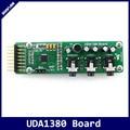 Waveshare UDA1380 Board I2S Interface Stereo MD CD Mp3 Audio Voice Module Coder Decoder Module