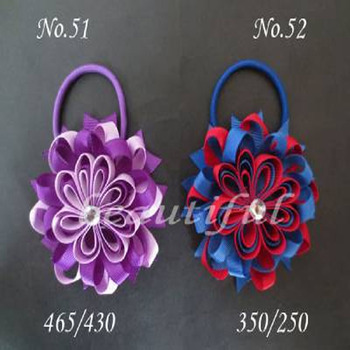 200 BLESSING Good Girl Boutique Modern Style B-Bird's Nest Hair Bow Clip 200 No.