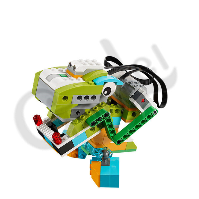 2019 NEW Technic WeDo 3.0 Robotics Construction Set Building Blocks Compatible with logoes Wedo 2.0 Educational DIY toys 2