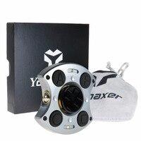 Yomaxer High Quality ADHD EDC Hand Spinner Adult Reduce Pressure Toys 608 Ceramic Bearing Metal Fidget