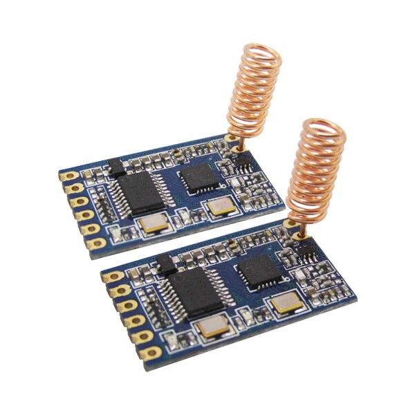 3pcs lot 915 MHz TTL Interface Wireless Transmitter and Receiver RF Module Kit SV610 SU108 TTL
