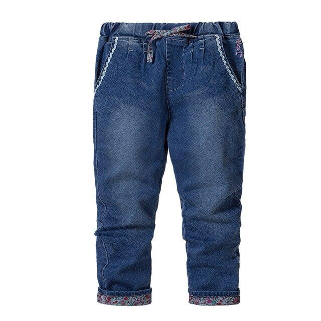 New Spring Autumn Baby Boys Jeans Skinny Pants Denim children Trousers For Kids Children black jeans