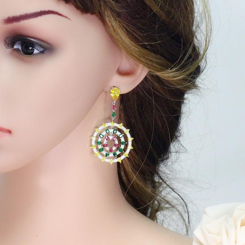 Multicolor Earrings6