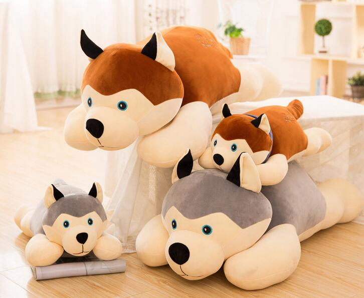 Cute Large Plush Toy Doll Lovely Dog Birthday Gift For Girls cute insect doll toy