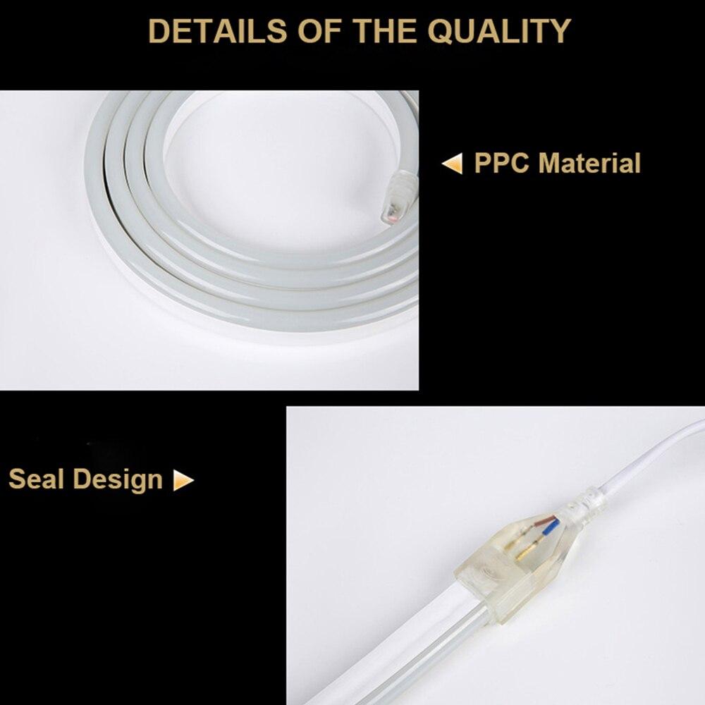 Tiras de Led 120led/m de fadas iluminação ip67 Waterproof : Ip67 Grade