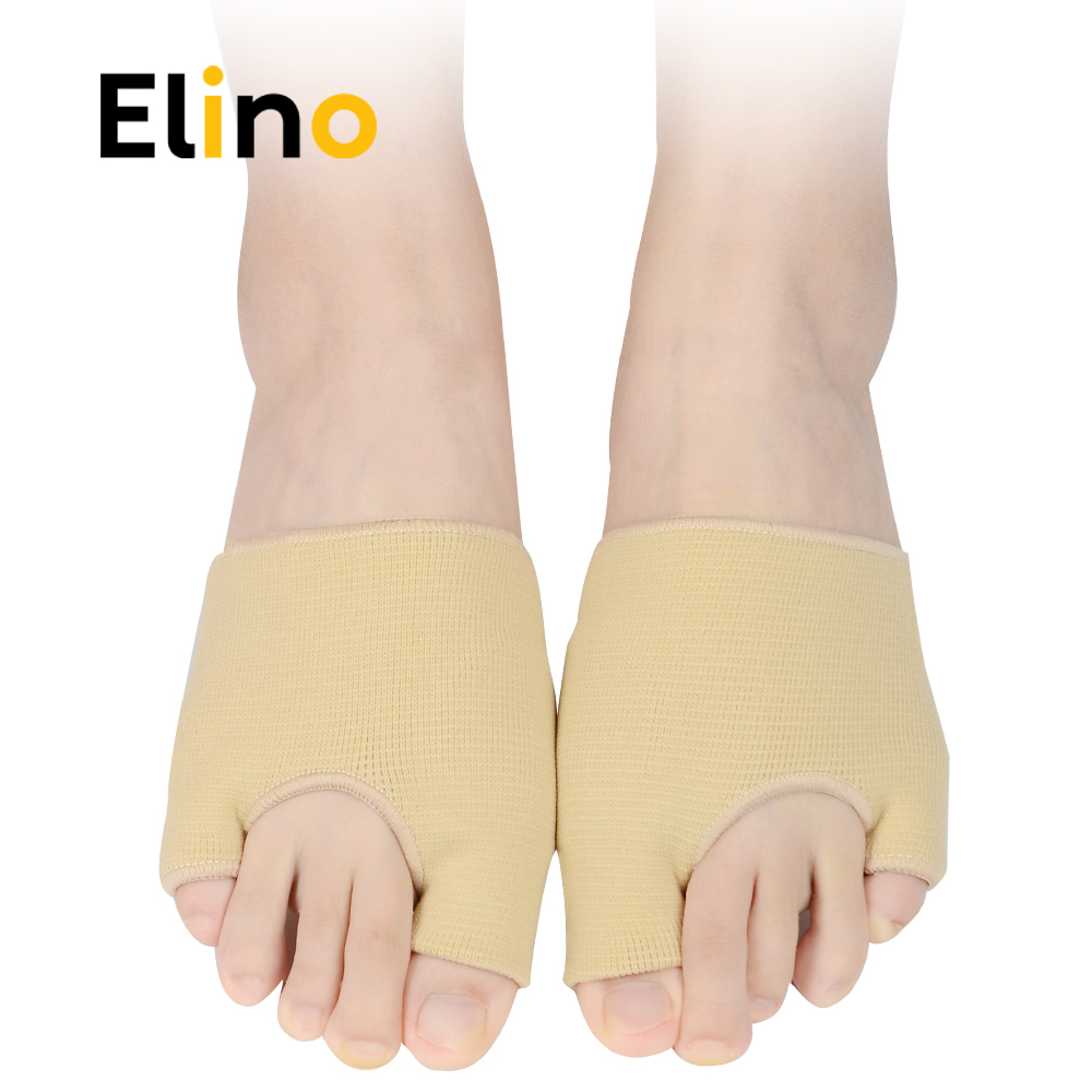 Breathable Soft Elastic Gel Lined Forefoot Orthotic Overlapping Five Toes Pedicure Protector Sleeve Pads Foot Pain Relief Insole
