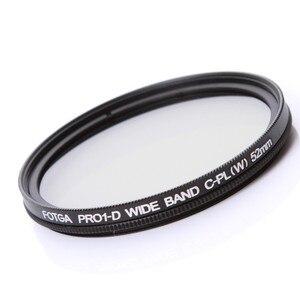 Image 2 - FOTGA super slim CPL lens circular polarizer filter 46/49/52/55/58/62/67/72/77/82mm mm