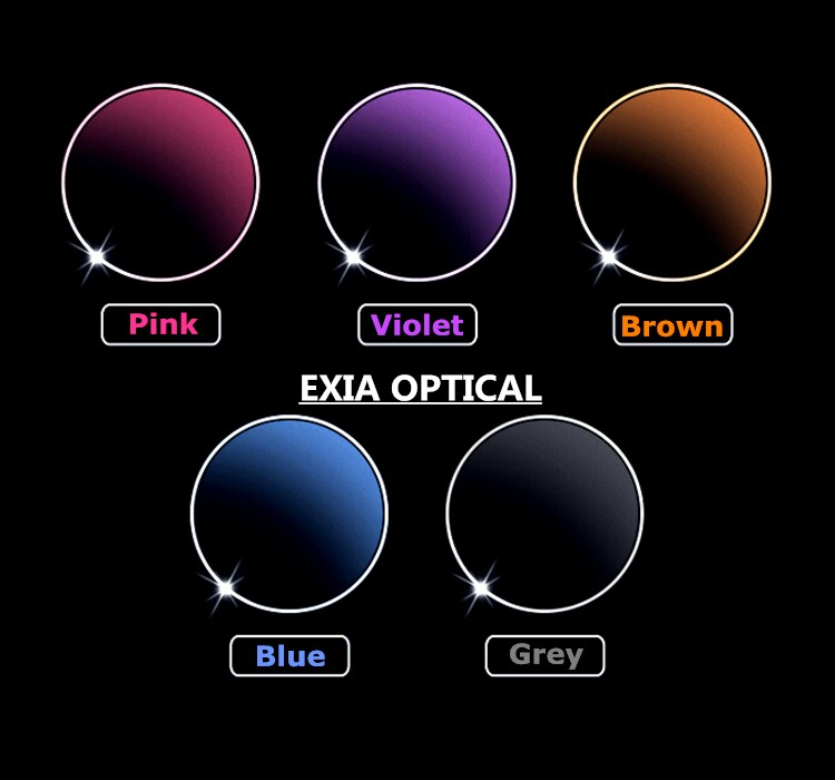 9234f82d619 Complete Eyeglasses Women Rimless Alloy Frame Colorful Optical Lenses EXIA  OPTICAL KD 402-in Eyewear Frames from Apparel Accessories on Aliexpress.com  ...