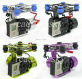 RTF 2 Оси Металла Бесщеточный Gimbal w/КУП Контроллер Доска 2805 Motors для GoPro 3 Камеры DJI Phantom 1 2 Walkera X350 Pro